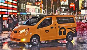 JPNタクシー登場で気になる、世界のタクシー車両事情