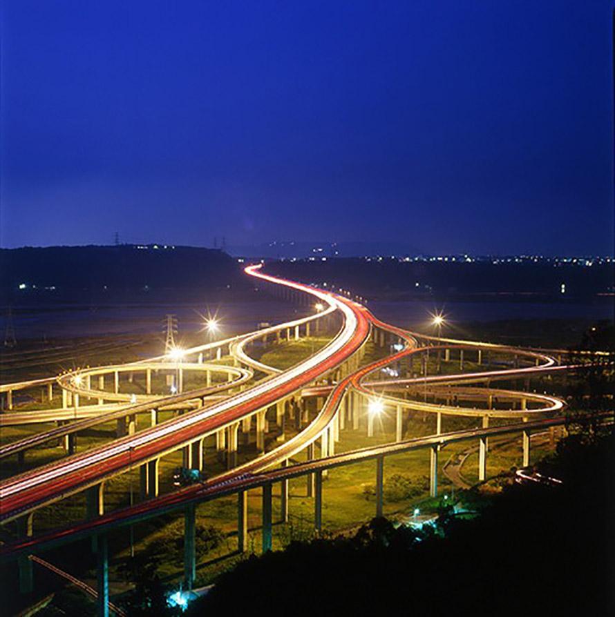 台湾でも帰省ラッシュがあり、渋滞が問題になっているそう。