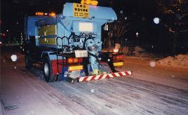 上手につきあって快適路面。 凍結防止剤の正体に迫る