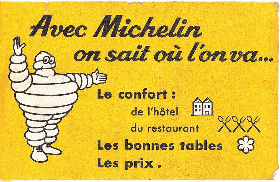 (C)MICHELIN