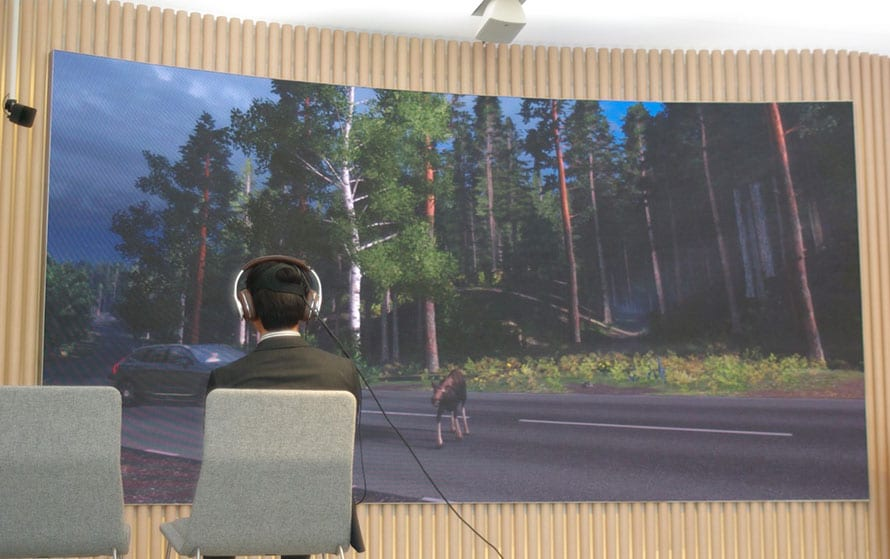 VR Experience(バーチャルリアリティ体験)