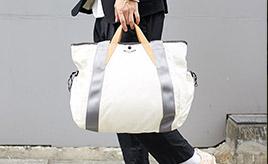 廃棄される「エアバッグ」を丈夫なバッグにリサイクル ―yoccattaTOKYO(ヨカッタトーキョー)―