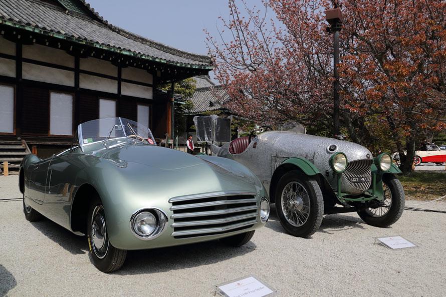 フィアット 1100 フルア スパイダー(1946年)、フィアット 509 デルフィーノ(1926 年)