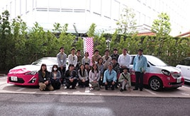 首都高ドライブ講座】竹岡圭さんに学ぶ首都高の安心安全な走り方