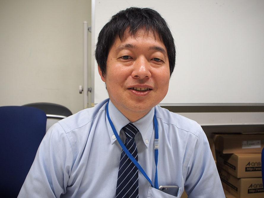 国土交通省 道路局企画課 本田卓さん