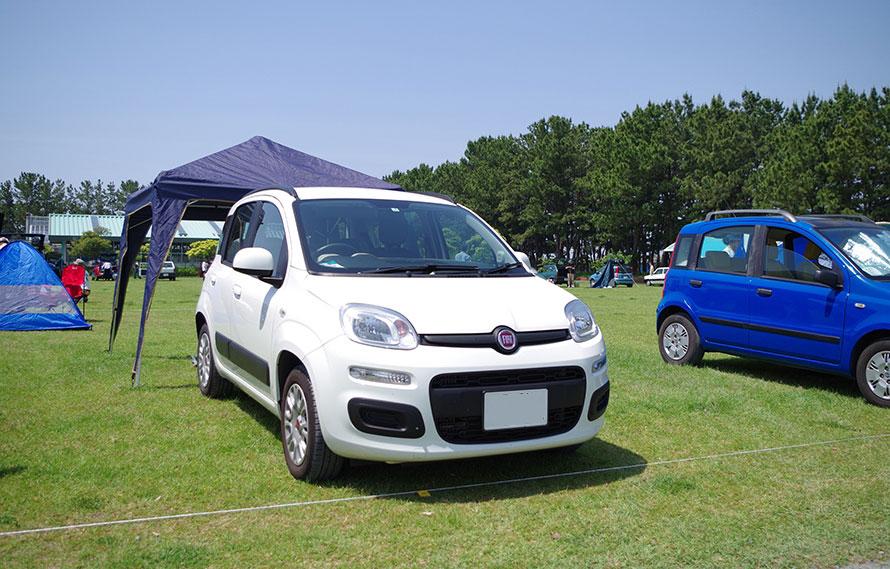 パンダMT(2014年式)