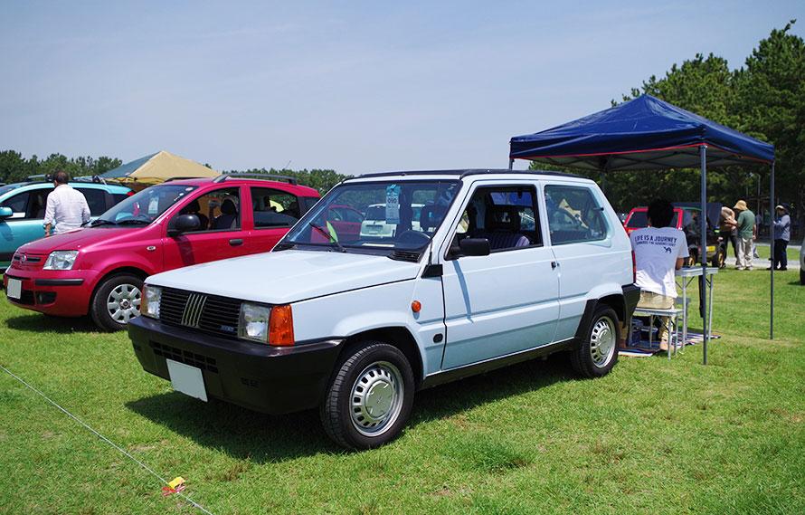 パンダ1000cl(1988年式)