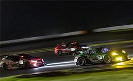 24時間レースでしか見られない「夜の出来事」レポート【スーパー耐久 第3戦】