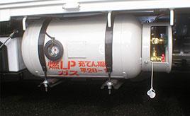 タクシーやトラックで採用される「LPG車」の仕組みやメリット