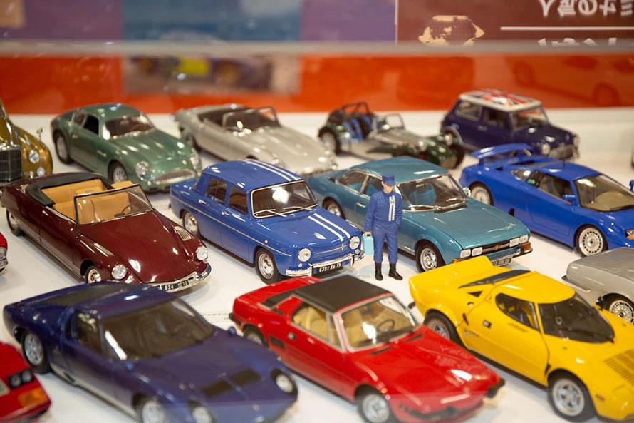 1000台以上のミニカーが集結!「ワクワク超精密ミニカーフェスティバル in 富山」