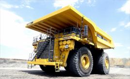 タイヤの直径4m! 最新技術が詰め込まれている「重ダンプトラック」の秘密