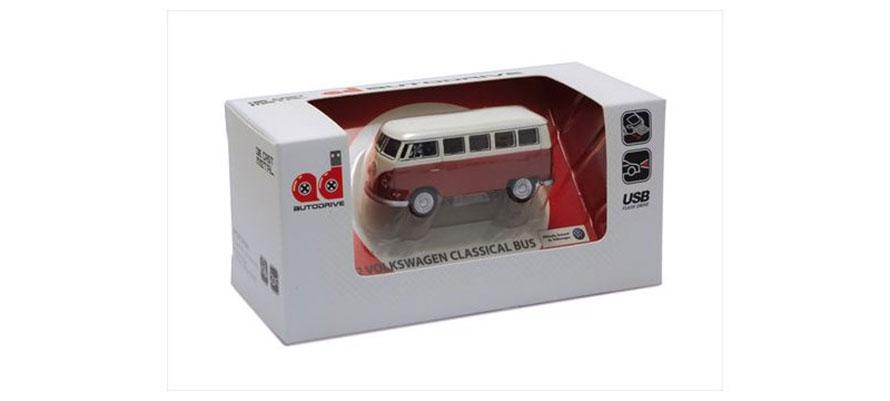 「AutoDrive」フォルクスワーゲン クラシカルバス