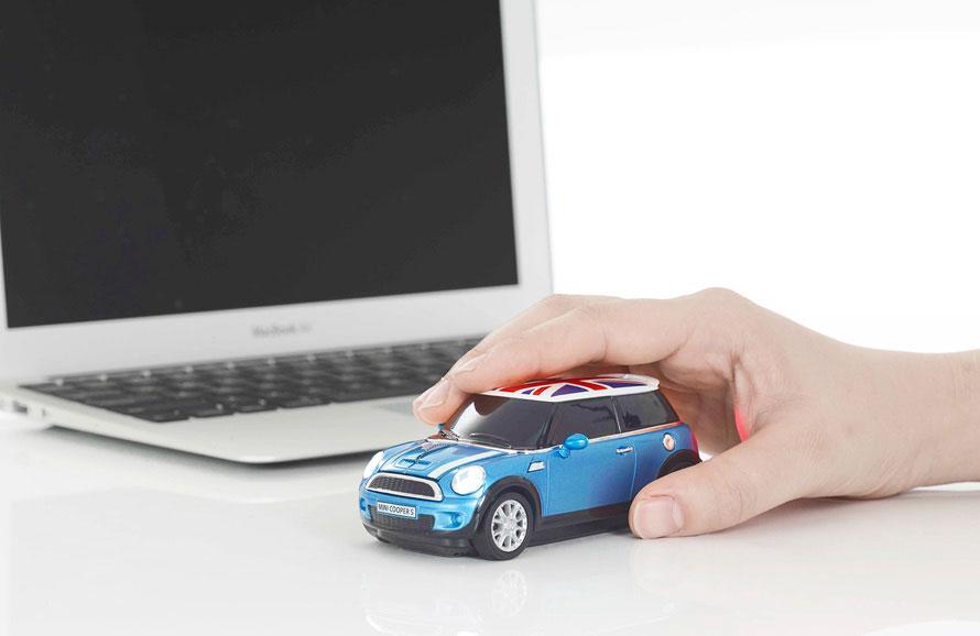 「CLICK CAR MOUSE」
