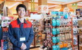 高速のパーキングエリアにあるカー用品店「オートバックスPasar三芳(上り)店」がおもしろい