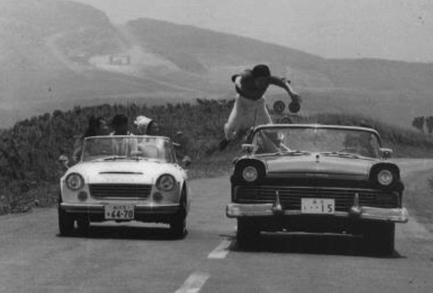 1966年製作「パンチ野郎」
