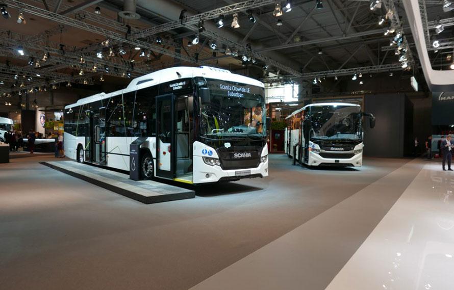 スカニア製路線バス