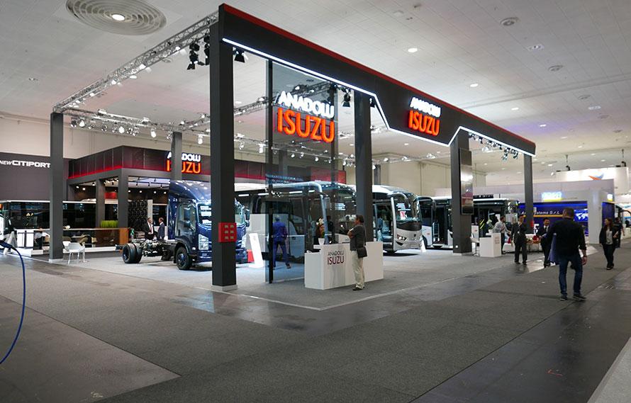 アナドル・いすゞを侮るな。いすゞはトルコで古くから合弁で商用車を生産している
