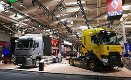 大迫力のバス&トラックが勢ぞろい! 世界最大の商用車ショー「IAA2018」レポート