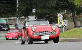 150台のヒストリックカーが「東洋のモナコ」を走る!「熱海HISTORICA G.P.2018」