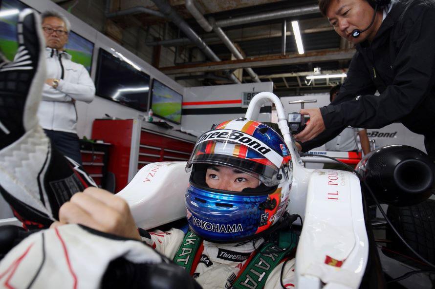 2018年シーズンは ThreeBond Racingから全日本F3選手権に参戦。