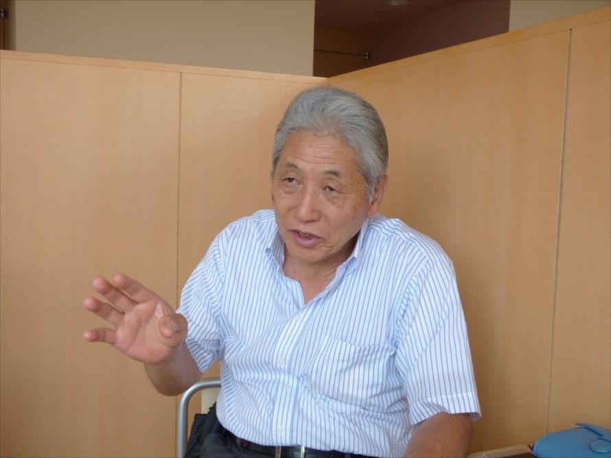 長野トヨタ自動車株式会社 法人営業部 部長 西澤 久友氏