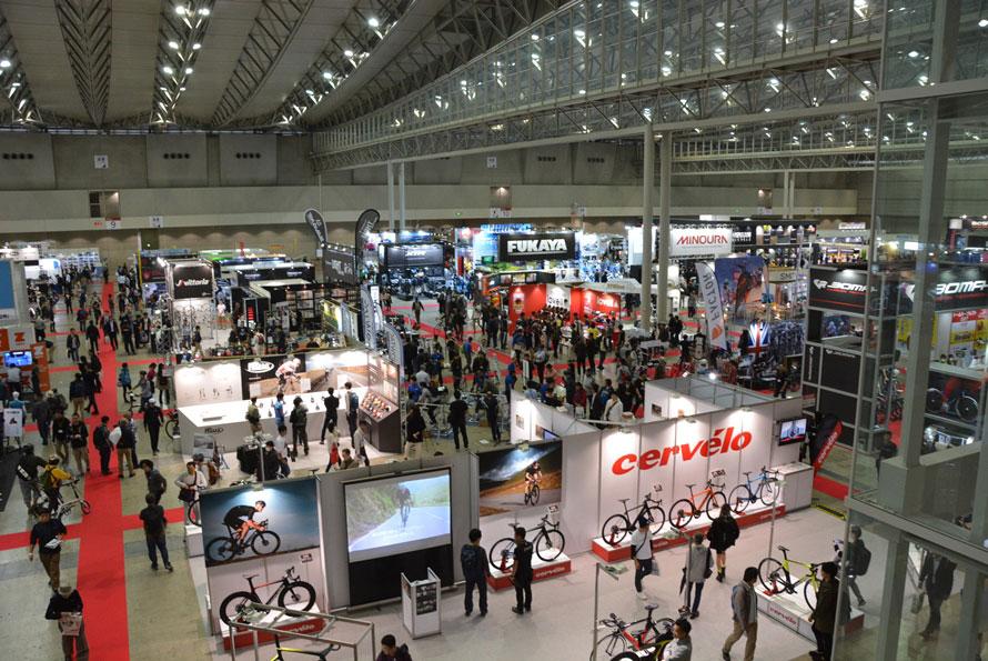 日本最大級のスポーツ自転車フェスティバル「サイクルモードインターナショナル2018」。