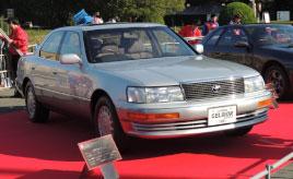 企画展示は1989年生まれの国産車!2018トヨタ博物館「クラシックカー・フェスティバル in 神宮外苑」