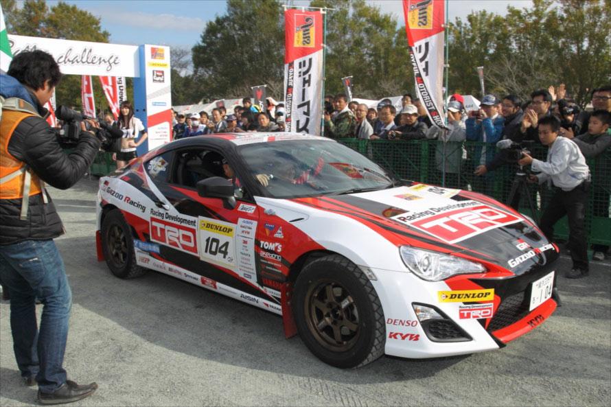 きっかけはモリゾウ選手。トヨタのWRC挑戦は「新城ラリー」から始まった