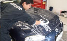 一年間お世話になった愛車を綺麗に!洗車のポイント その1:ボディ編