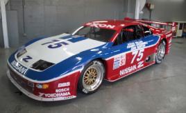 現役当時の走りをもう一度!レストアで甦ったフェアレディZ「IMSA 300ZX-GTS-1」