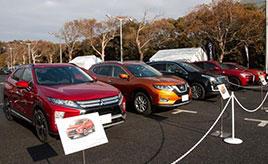 【東京オートサロン2019】最新SUVを無料体験試乗!「みんモーSUV」