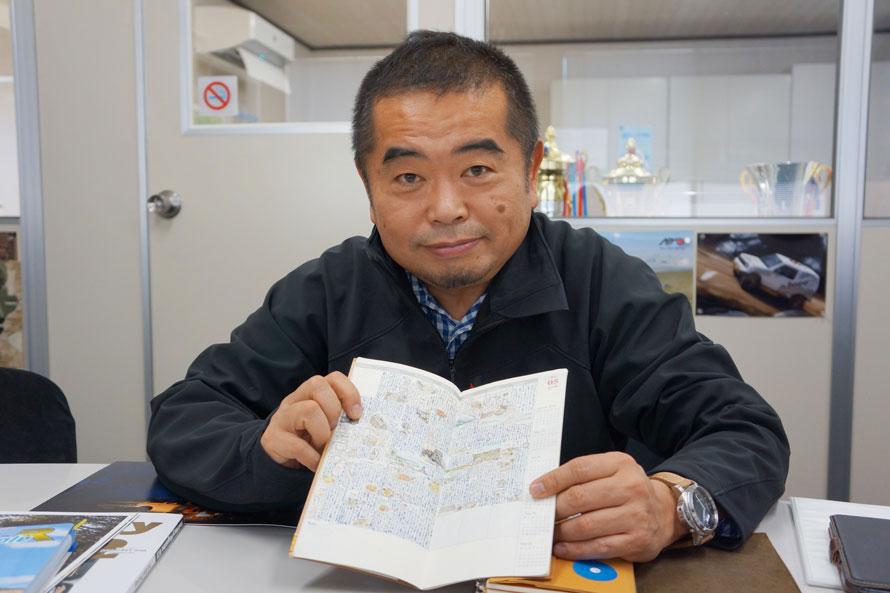アピオ代表取締役社長 河野仁さん