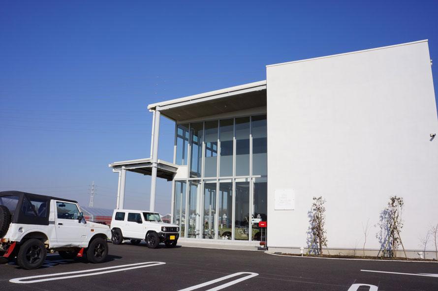 「尾上茂のジムニー歴史館・JIMNY MUSEUM ONOUE SHIGERU 」の外観