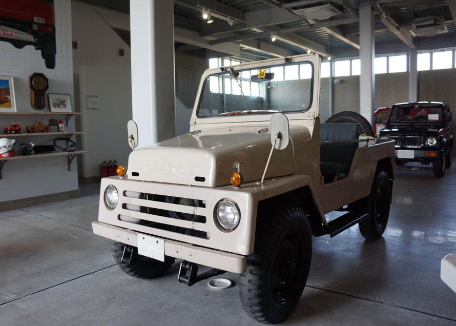 ホープスター ON型4WD