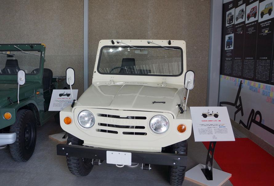 SUZUKI JIMNY LJ10-2型