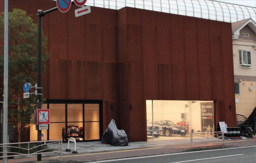 シュアラスターラボは、神奈川県横浜市鶴見区にあるカーディテイリングのプロショップ