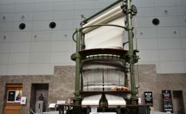 日本のモノづくりの原点に迫る。トヨタ産業技術記念館(前編)