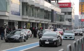 速すぎるとペナルティ! レース初心者も参加しやすい「エコカーカップ ウィンターフェスティバル2019」