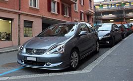 海外で見かけたちょっと懐かしい日本車 ~欧州編 その1~