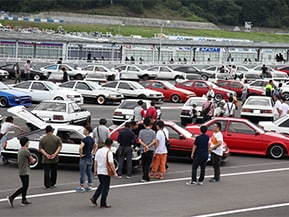 「AE86 Festival with 頭文字D 」来場者の愛車AE86をご紹介!