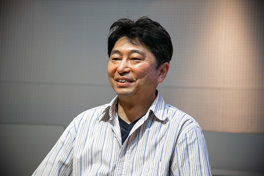 ヤマハ発動機株式会社 上席執行役員 丸山平二さん