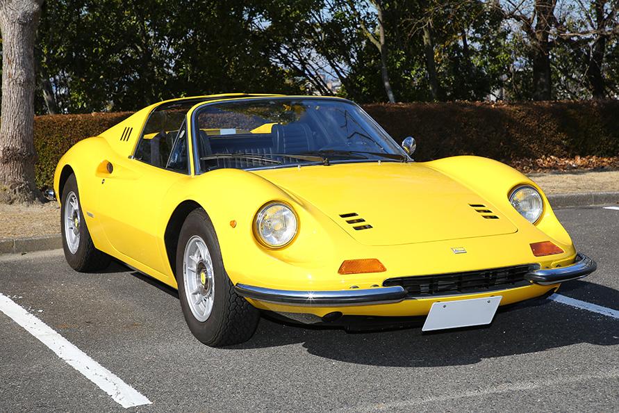 フェラーリ ディーノ246GTS
