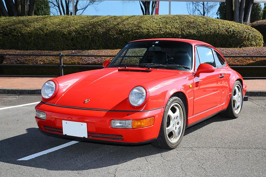ポルシェ 911(964)ターボ