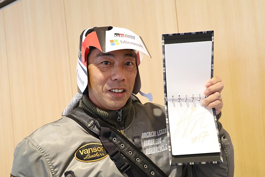埼玉県 山口晃司さん