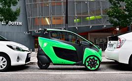 1~2人乗り「超小型自動車」はクルマ社会をどう変える-自転車以上、自動車未満のパーソナルモビリティ