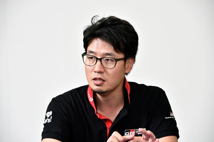 トヨタ自動車 GAZOO Racing Company GRマーケティング部マーケティング室2グループ主任 保田佳孝
