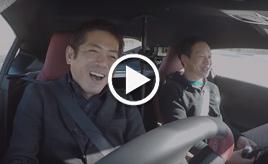 【動画】新型スープラを飯田 章、織戸 学が試乗!絶賛!? 気になるその評価は?