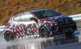 「運転に夢中になる」GRヤリスプロトタイプ国内最速試乗!