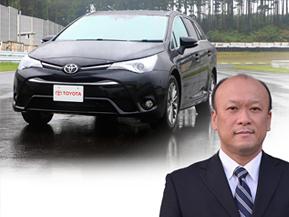 新型トヨタ・アベンシス 開発責任者に聞く(2015年10月)