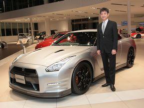 日産GT-Rチーフ・プロダクト・スペシャリスト、田村宏志さんに聞く